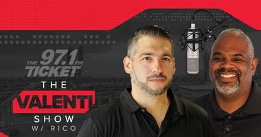 the Valenti show with Rico