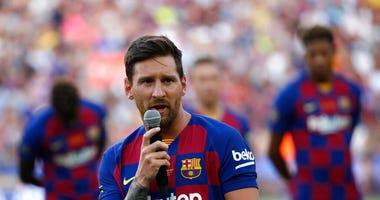 Messi, Ann Arbor