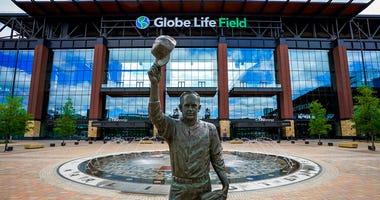 Nolan Ryan Statue