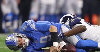Matthew Stafford, Detroit Lions, football