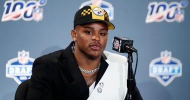 Devin Bush, NFL Draft, Outfit, Suit