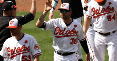 Detroit Tigers lose 5-3 to the Baltimore Orioles