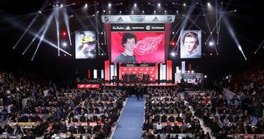 Detroit Red Wings Draft