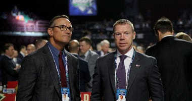 For Yzerman And Red Wings, Rebuild Still Years From Completion