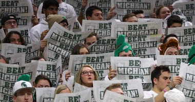 Michigan State Fans