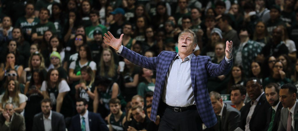 Pat Caputo: Tom Izzo Has Best Chance Yet For Second NCAA Title At MSU