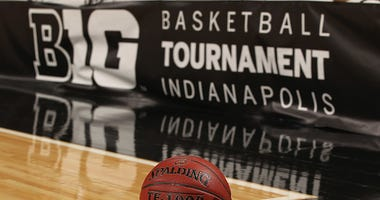 Big Ten Tournament in Indianapolis