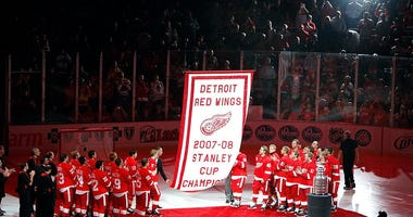 Detroit Red Wings 2008 Stanley Cup