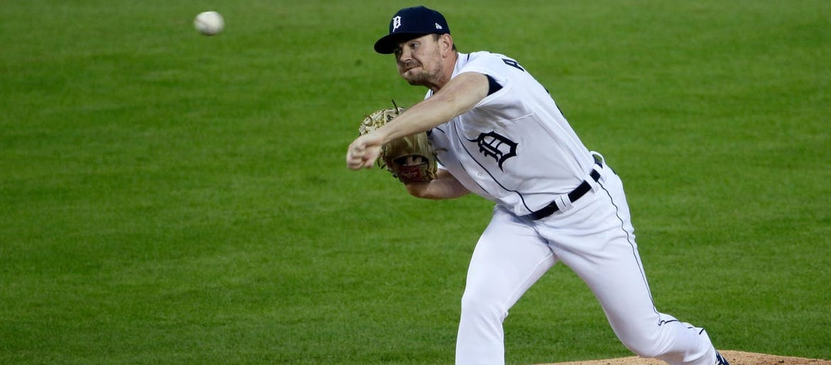 Tigers Reliever Makes MLB History by Collecting 9 Straight Strikeouts