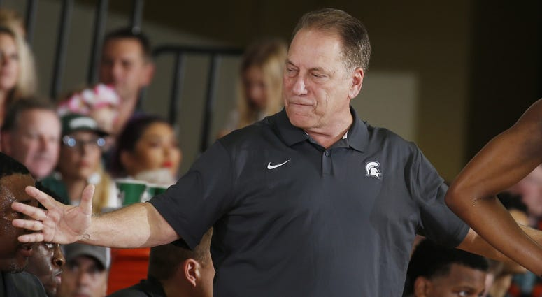 Tom Izzo at Maui Invitational