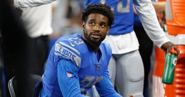 Lions Reportedly Talking With Teams About Trading Darius Slay