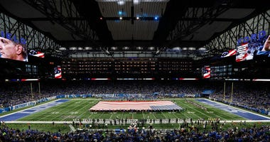 Ford Field, 2018