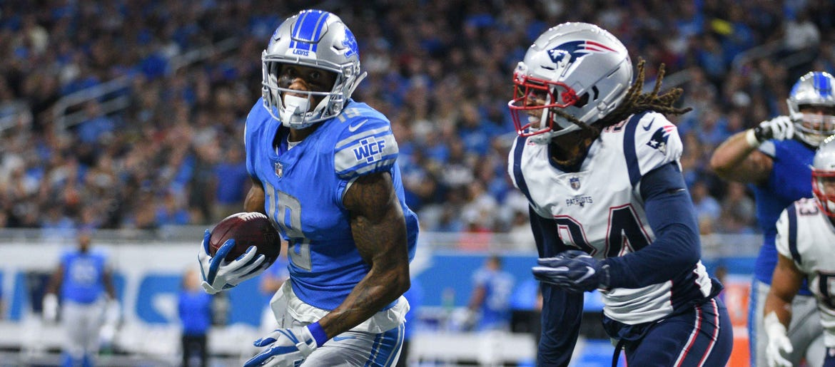 Duron Harmon Can't Wait To Be Teammates With Kenny Golladay