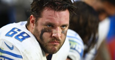 Taylor Decker Not Sweating Big Decision 'On The Horizon'