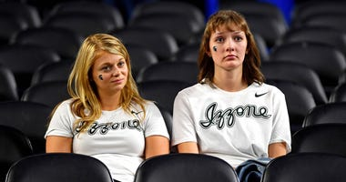 Michigan State Basketball Fans
