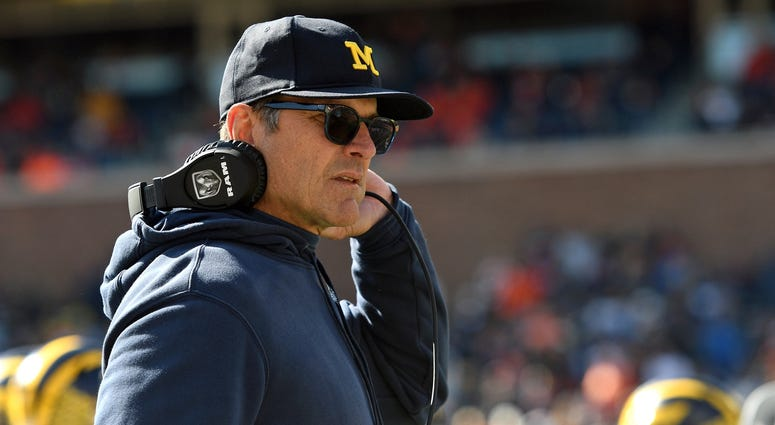 Harbaugh Disappointed In Big Ten's Decision: 'We Have Shown We Could Meet The Challenge'