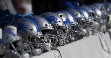 Lions Helmets
