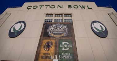 Winter Classic at the Cotton Bowl