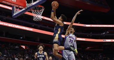 Pistons-Pelicans