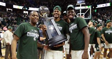 Michigan State Big Ten Title