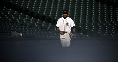 Detroit Tigers Dawel Lugo