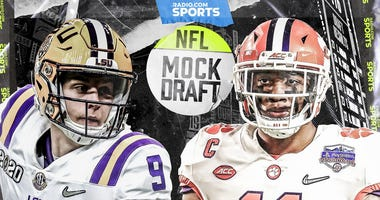 2020 NFL Mock Draft: Multiple Trades Headline Exciting First Round