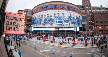 Update From The Detroit Lions On The Re-Opening Of Team Facilities