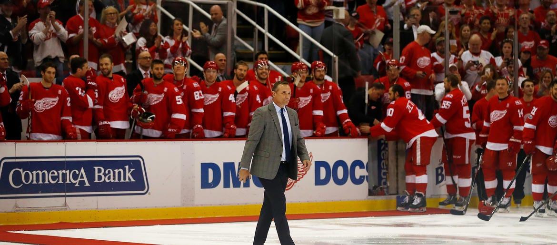 Steve Yzerman Says Red Wings 'Better Have Pride'