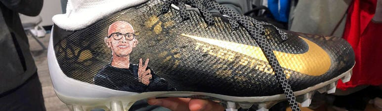 Tyler Trent shoes