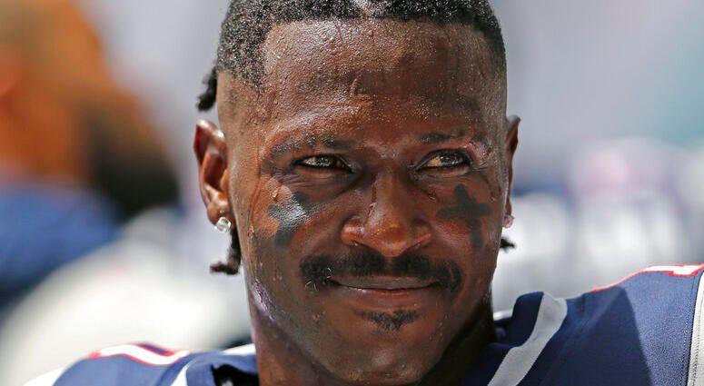 Antonio Brown, New England Patriots