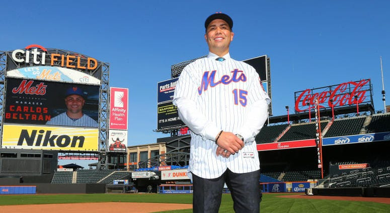 Mets Stay Silent On New Manager Carlos Beltran S Future