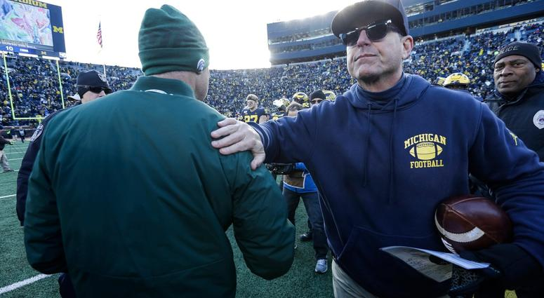 Michigan Sends MSU -- And Dantonio? -- Packing: 'It Was Time For Them