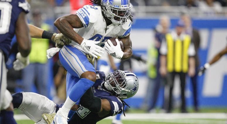 Big Bo Scarbrough Gives Lions 'What We Were Looking For'