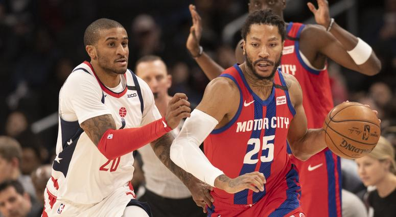 Pistons Unlikely To Deal Rose Before Trade Deadline: Report