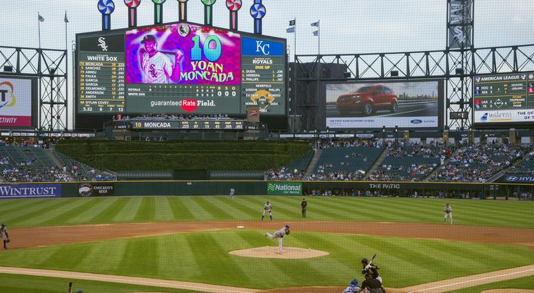 White Sox Plan To Extend Netting At Guaranteed Rate Field ...