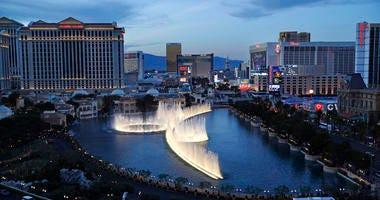 Las Vegas, NFL Draft