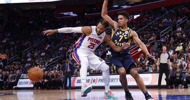 Late D-Rose Bucket Lifts Pistons Over Pacers For First Home Win [VIDEO]