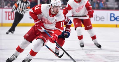 Filip Zadina Goes Down With Undisclosed Injury -- Snuffing Out Momentum