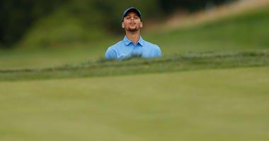 Steph Curry Golf