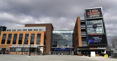 Tickets Go On Sale For Frozen Four At Little Caesars Arena