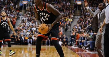 Siakam Scores 19 Of 30 In 3rd, Raptors Beat Pistons 125-113