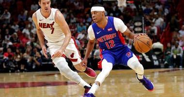 Butler Scores 20, Heat Hang On To Beat Pistons 117-108