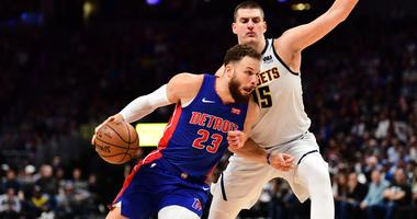 Fully Cleared, Blake Griffin Nearing Return For Pistons