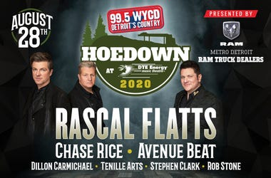 Hoedown 2020 lineup announced