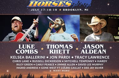 Faster Horses lineup, tickets announced