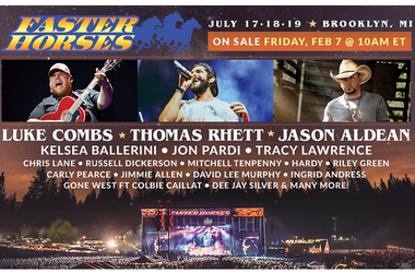 Faster Horses 2020