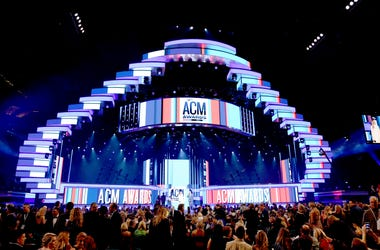 American Country Music Awards Stage