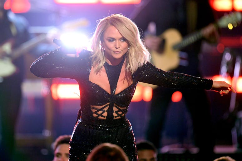 Miranda Lambert Performs at the 54th Academy Of Country Music Awards
