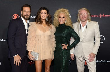 Little Big Town on the Red Carpet at the Save the Children's Centennial Gala: Changing The World For Children