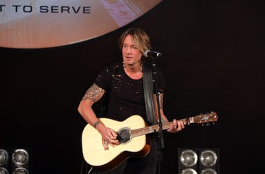 Keith Urban Performs at Stars And Strings 2019